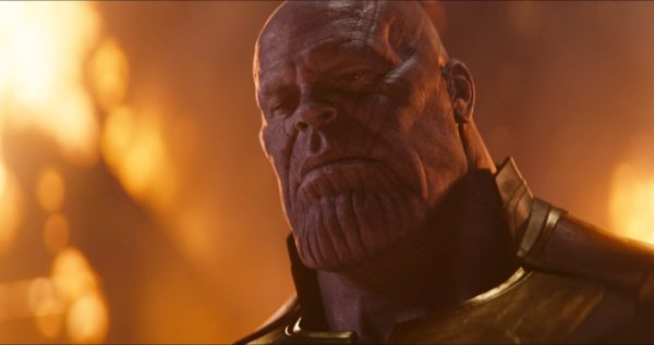 Thanos being a dick