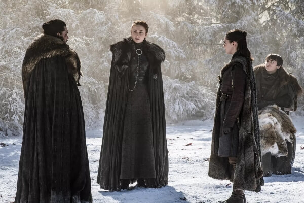 Sidney's Game Guide: The Last of the Starks 75