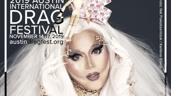Austin International Drag Festival Headliner Announcement: Genie 95