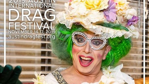 Austin International Drag Festival Headliner Announcement: Miss Kitty Litter ATX 84