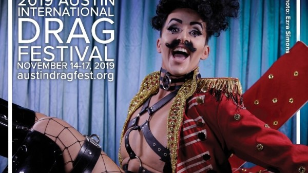 Austin International Drag Festival Headliner Announcement: Hugo Grrrl 86