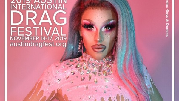 Austin International Drag Festival Headliner Announcement: Ariel Versace 76