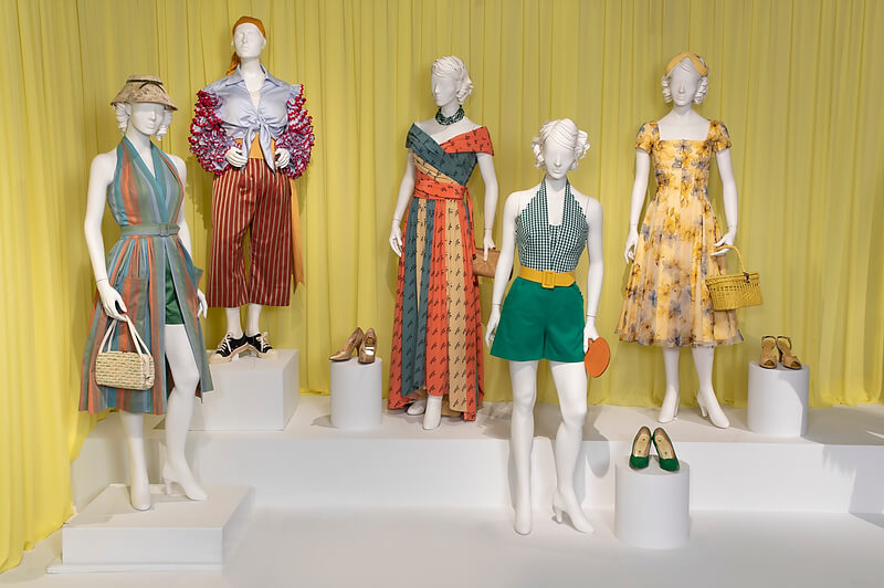 "A Haute Second with Spencer: The 13th ""Art of Television Costume Design"" Exhibition 77"