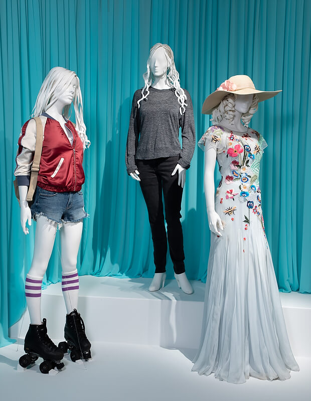 """A Haute Second with Spencer: The 13th """"Art of Television Costume Design"""" Exhibition 78"""