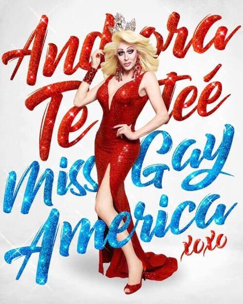 The WERRRK.com Interview: Andora Te'tee (Miss Gay America 2019) 74
