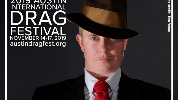 Austin International Drag Festival Headliner Announcement: Flarington King 130
