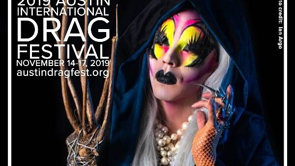 Austin International Drag Festival Headliner Announcement: Dr. Lady J 132