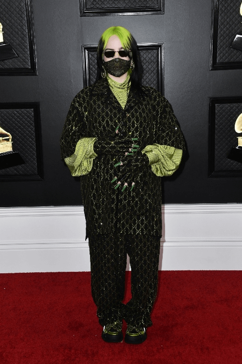 A Haute Second with Spencer: The Grammys 2020 91