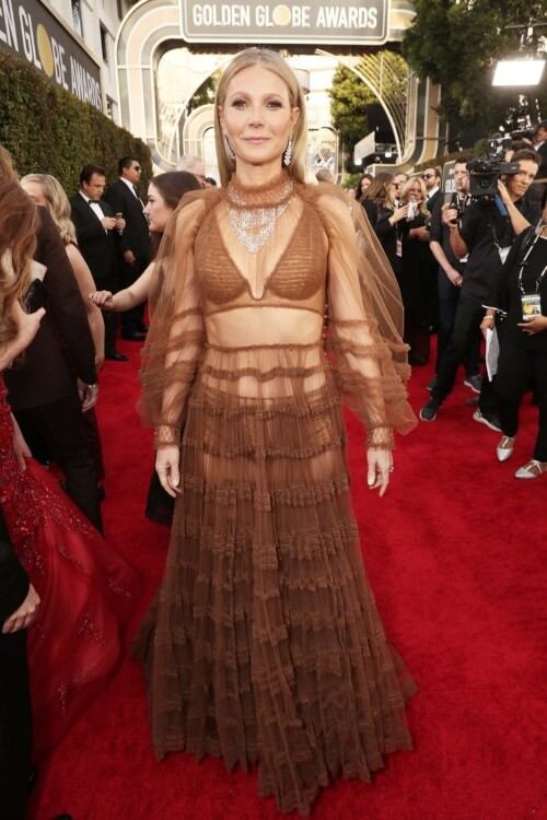 A Haute Second with Spencer: The Golden Globes 2020 12