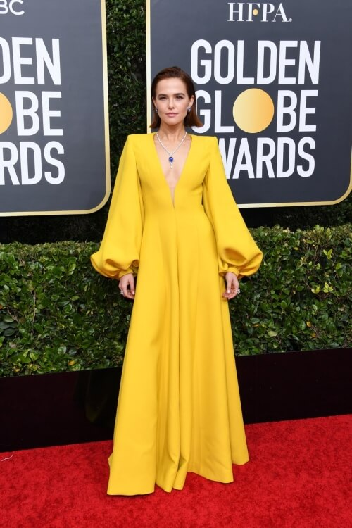 A Haute Second with Spencer: The Golden Globes 2020 11