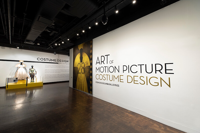 "A Haute Second with Spencer: The 28th ""Art of Motion Picture Costume Design"" Exhibition 10"