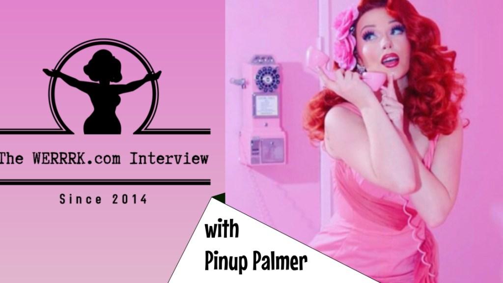 Pinup Palmer