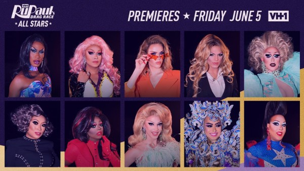RuPaul's Drag Race All Stars: Snatch Game of Love 124