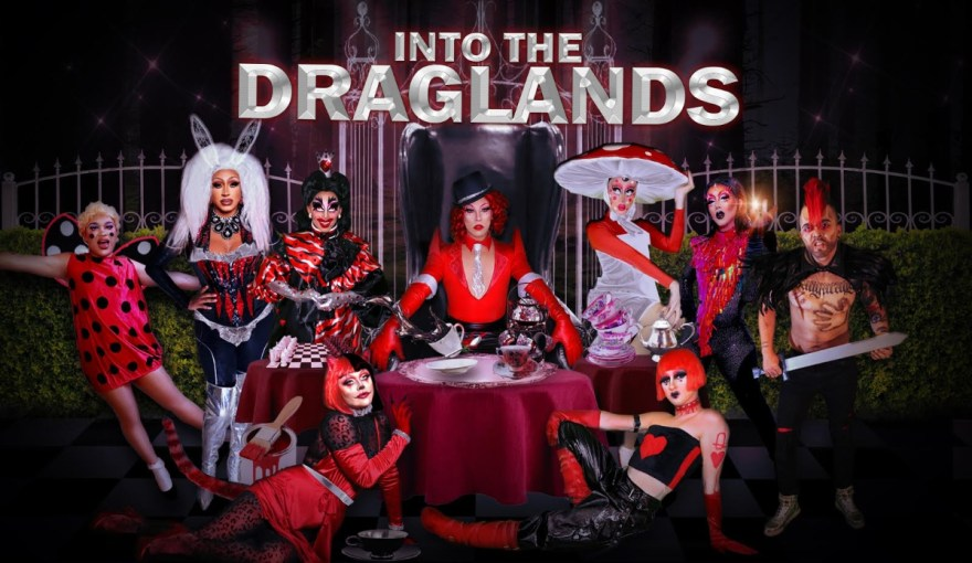 """Into The Draglands"" Interview: Faye Mennon 73"
