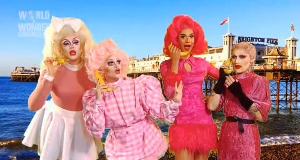 RuPaul's Drag Race UK: U K Hun? (S02 E05) 9