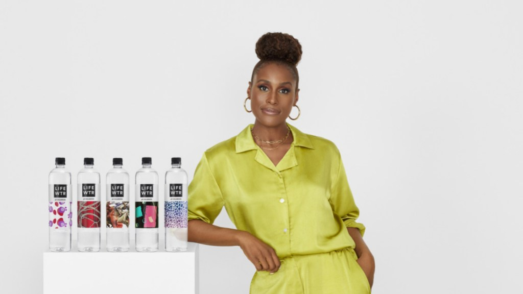 """Press Release: LIFEWTR® Partners with Issa Rae to Launch """"Life Unseen™,"""" a New Platform for Fair Representation in the Arts 1"""