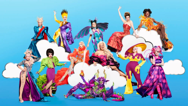 "Rupauls Drag Race UK: ""B.D.E -Big Drag Energy"" (S03 E04) 10"