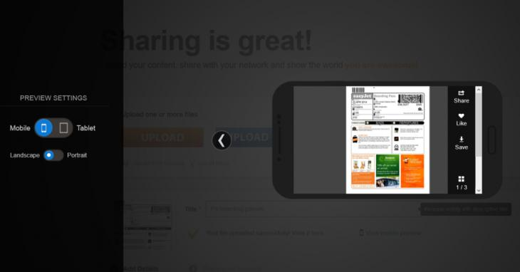 SlideShare Launches Its First Native Mobile App • Reviews