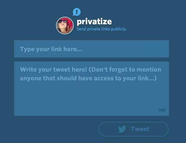 Privatize log in wersm