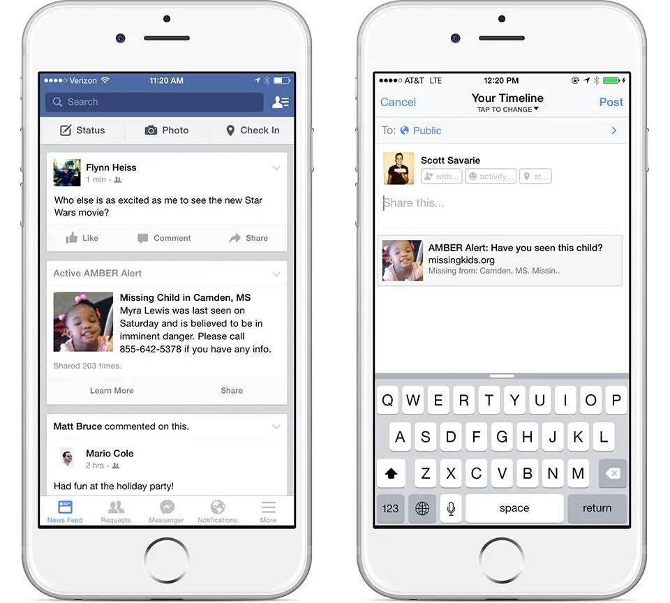 wersm facebook amber alerts 1