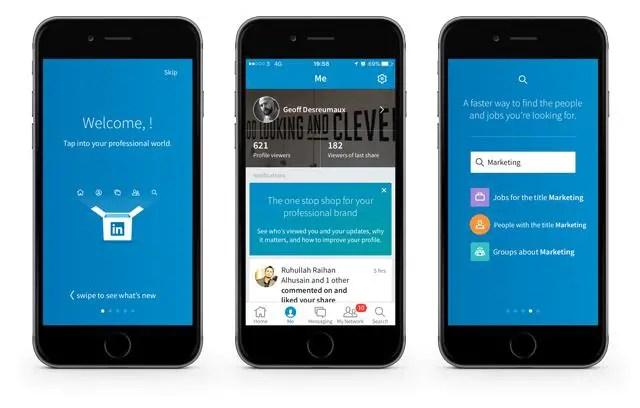 wersm-new-linkedin-app-iphone-screens