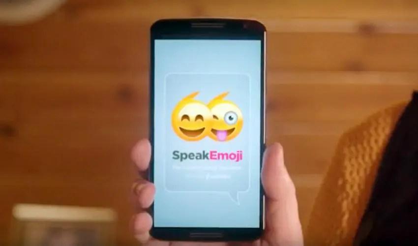 Speak Emoji Translates Everything You Say Into    Emoji