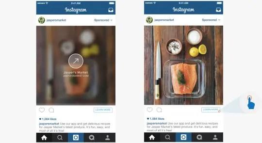 wersm instagram ads overlay update