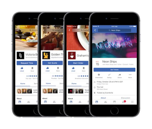 facebook-launches-food-delivery-option-for-pages-and-friend-recommendations