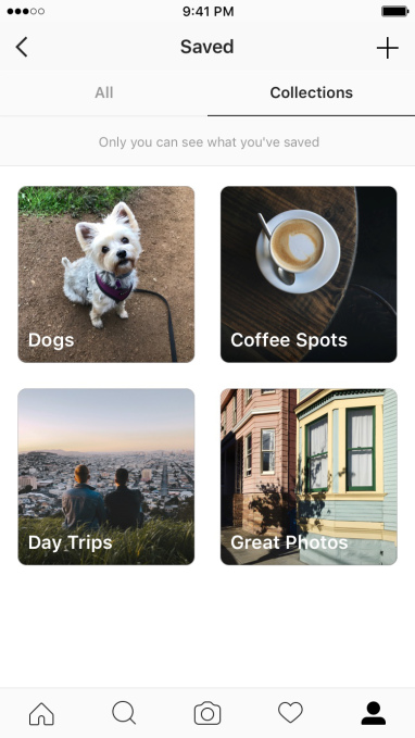 Is A Pinterest-Like, Desktop Version of Instagram Around The