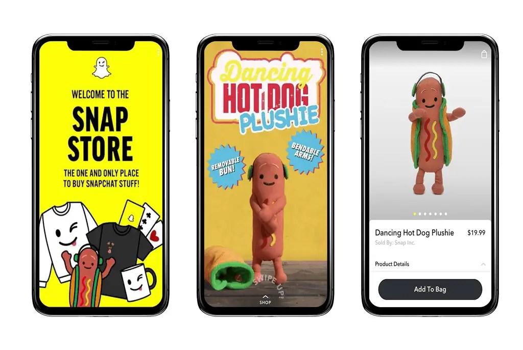wersm-snapchat-store-dancing-hot-dog