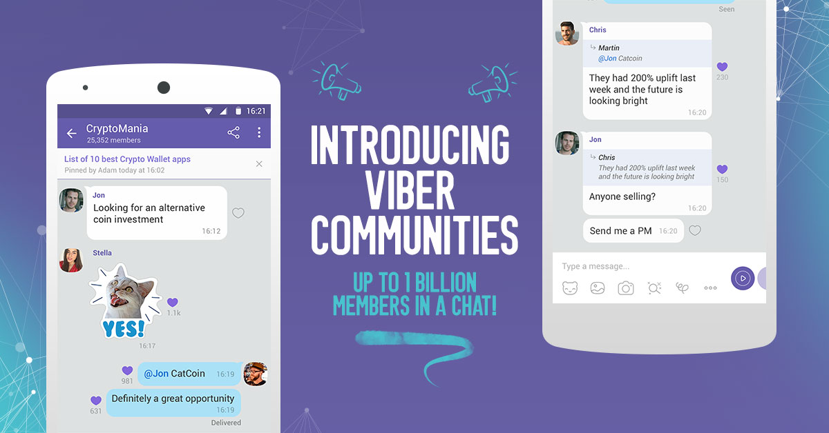 Viber Launches