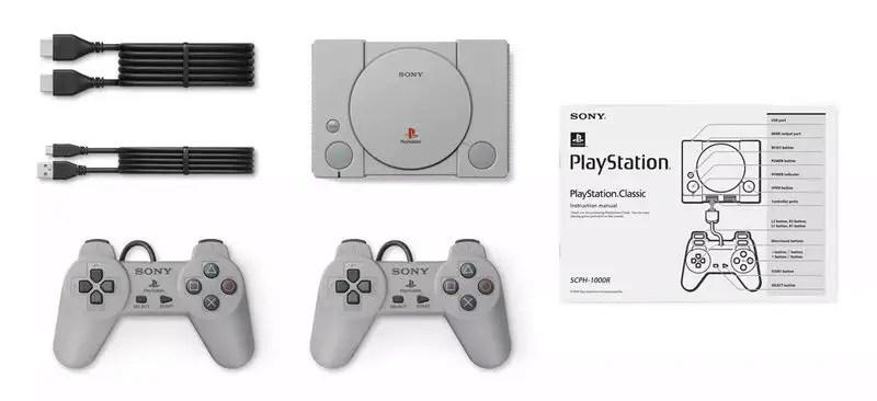 wersm-sony-playstation-classic-unboxwersm-sony-playstation-classic-unbox