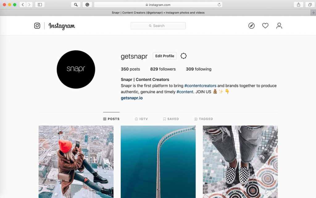 How To Post On Instagram From Your Laptop • Featured