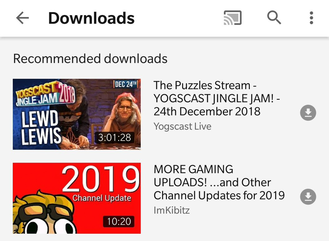 wersm-youtube-spotted-testing-new-recommended-downloads-feature