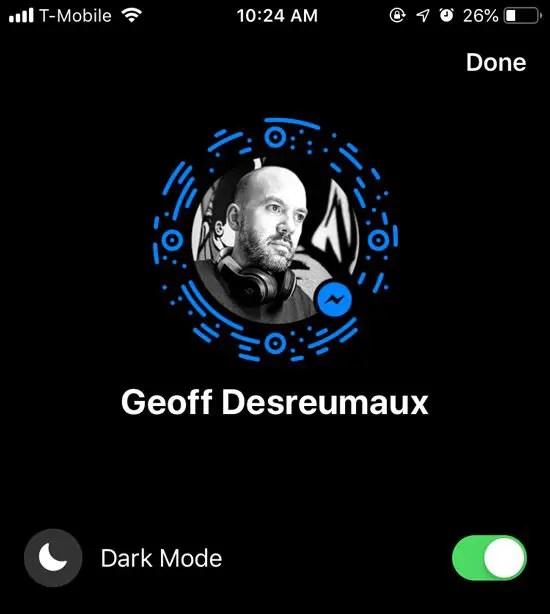 wersm-facebook-messenger-dark-mode