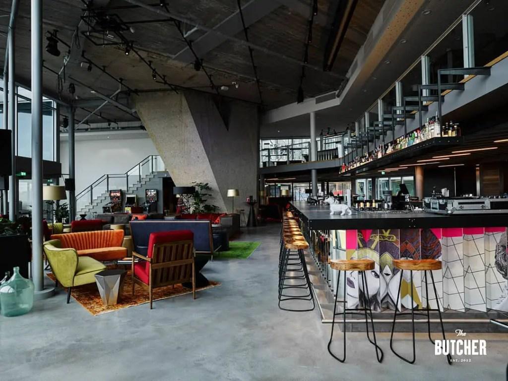 wersm the butcher coffee restaurant amsterdam