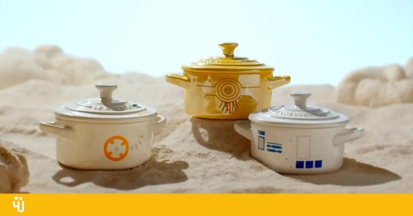 Introducing The Star Wars x Le Creuset Collection