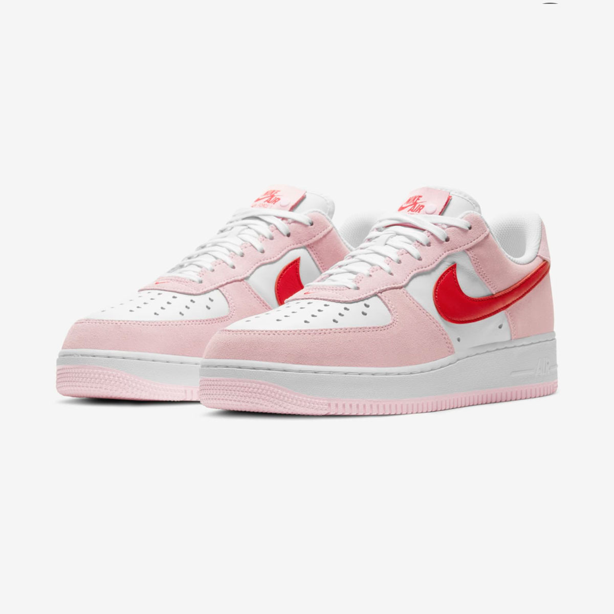 Nike valentines day sneakers air force 1
