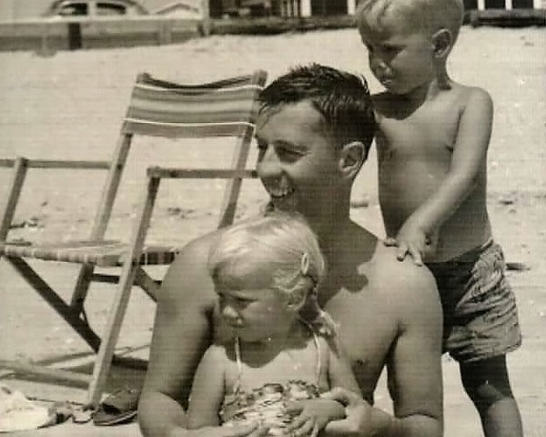 William with Jean and Bill