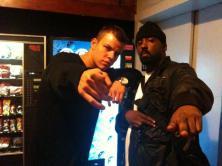Chillin with Sav Killz in Chung King Studios