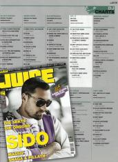 Mr. E DJ Charts for Juice 3