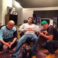 Mr. E with Mad Rush and DJ Phast