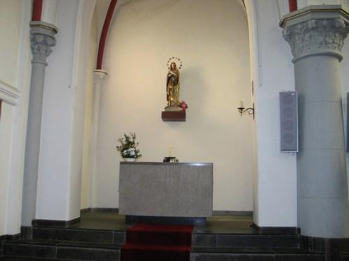 Maria altaar