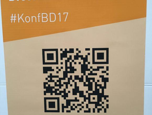 Digitalisierungskonferenz im Zentrum der Macht #KonfBD17