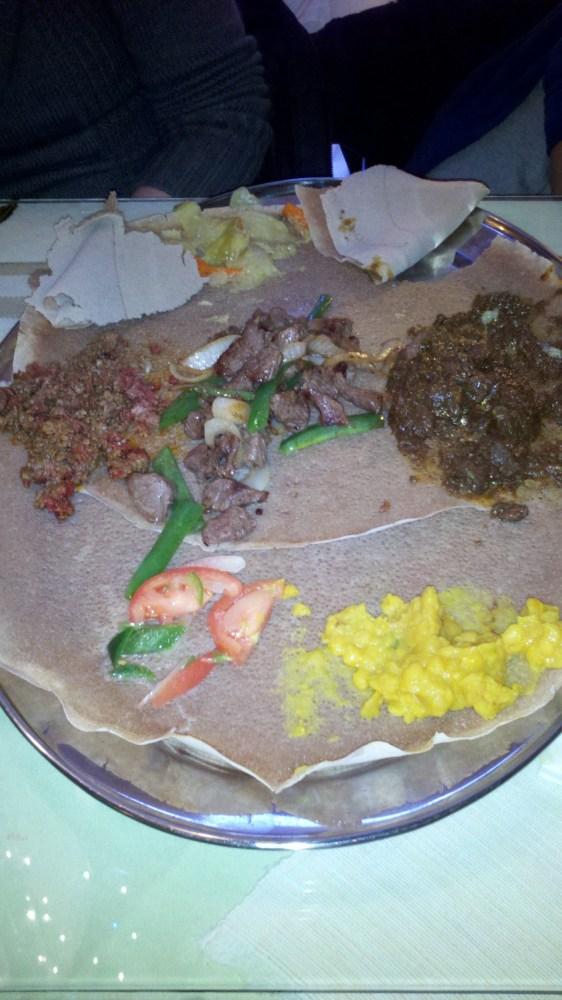 Blue Nile - Ethiopian Cuisine (2/3)