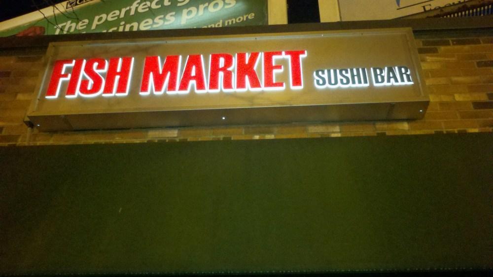 Fish Market - Favorite Sushi (1/5)