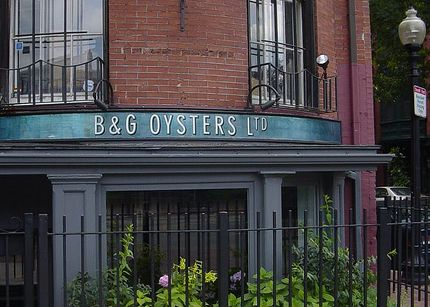 B & G Oysters - Sublime Seafood (1/4)
