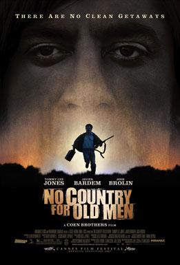 سرزمینی برای پیرمردها نیست