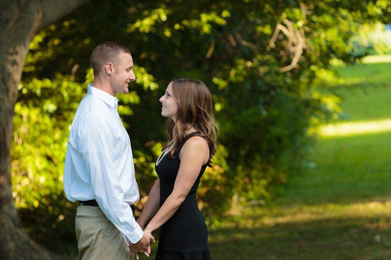Lexington, KY Engagement : Katie & Ryan