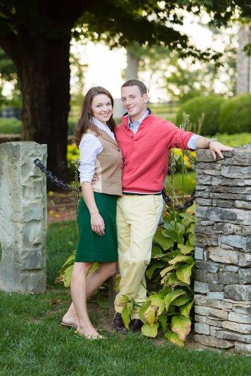 Lexington, KY Engagement : Mariah & Andy